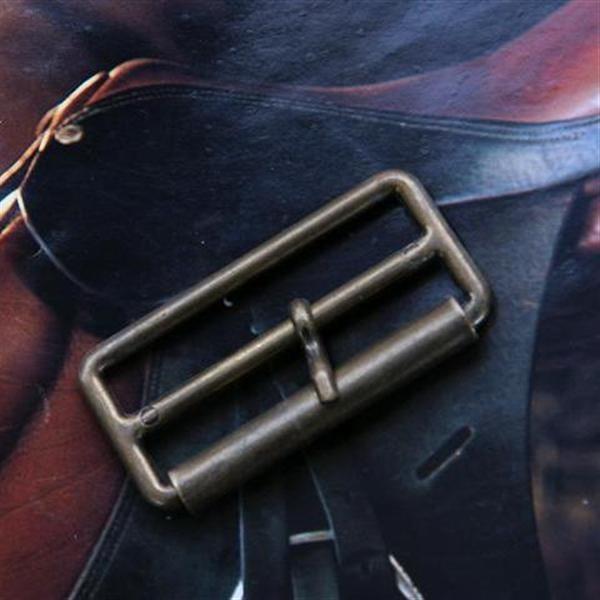 14d4530f856d Boucle ceinture acier - bronze - StandMercerie