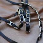 Bracelet en boucles spécial création